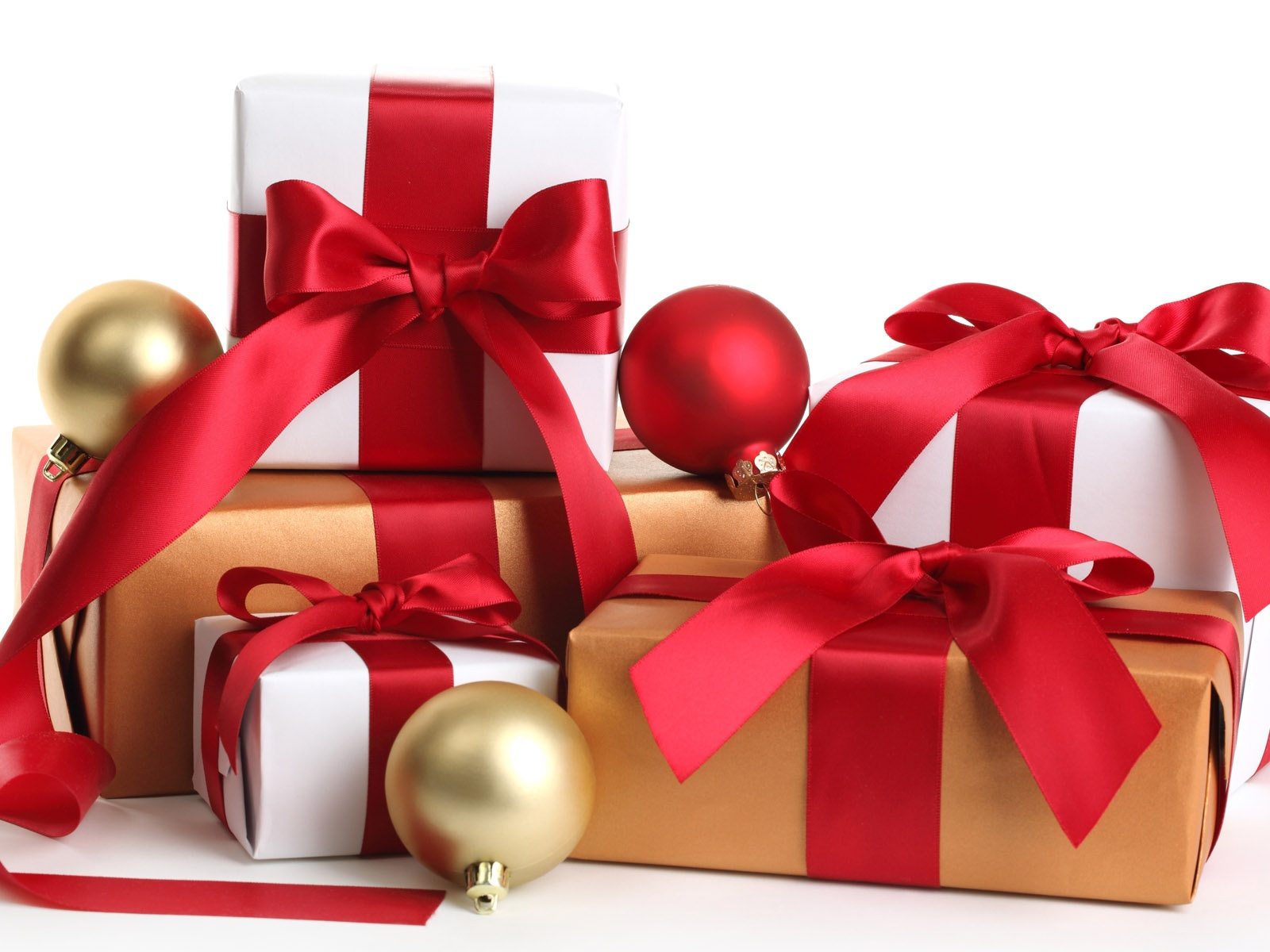 weihnachtsgeschenk verpackt hintergrundbilder 1600x1200. Black Bedroom Furniture Sets. Home Design Ideas