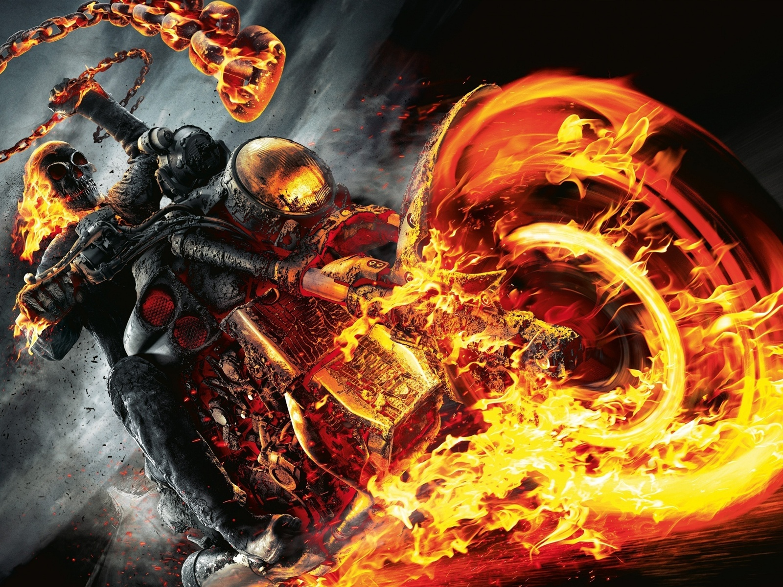 Ghost Rider wallpaper - 1600x1200