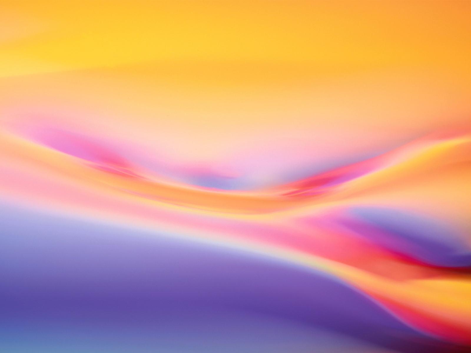 배경 화면 추상 배경, 곡선의 따뜻한 색감으로 2560x1600 HD 그림, 이미지