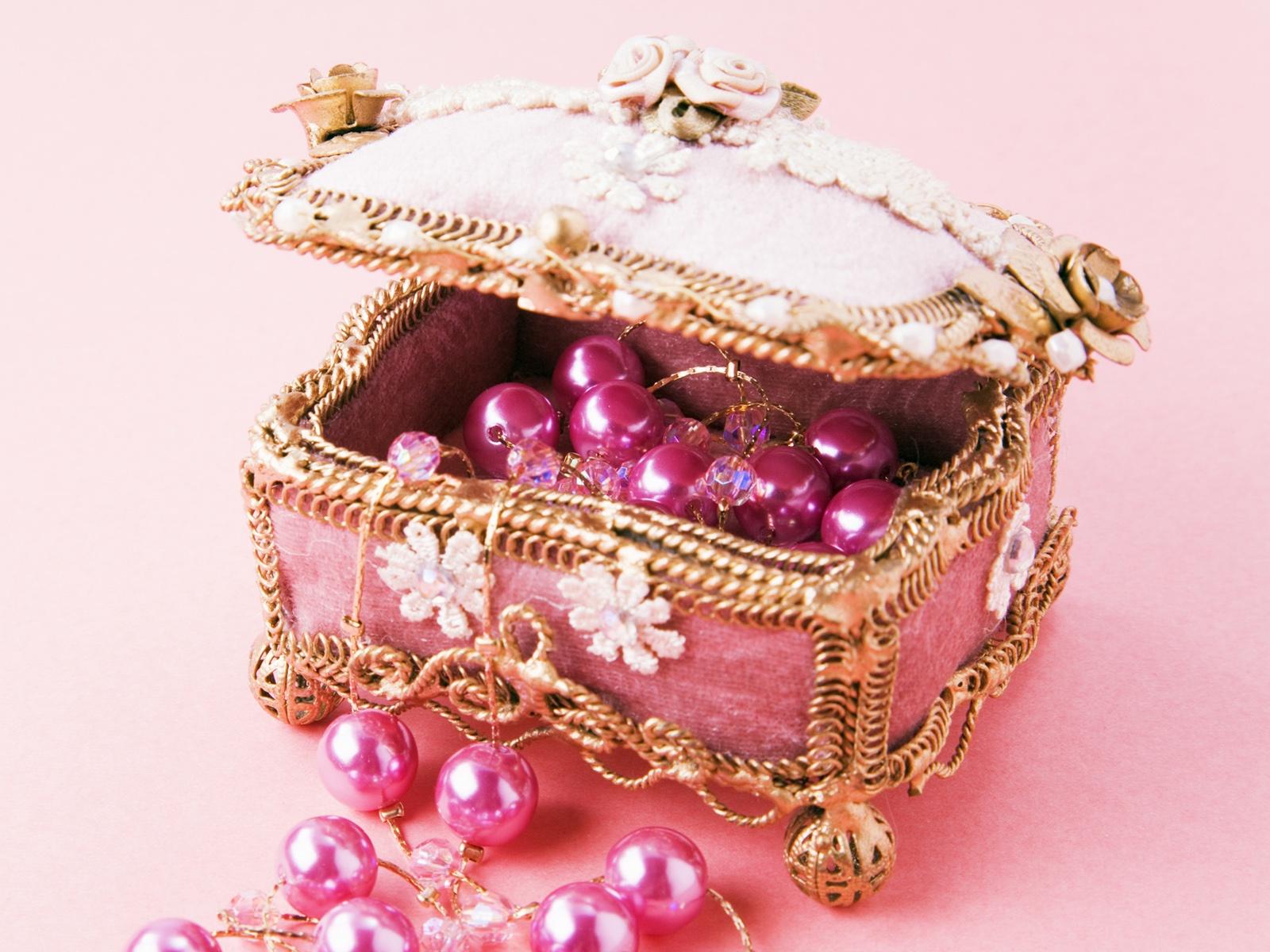 Bo Te Bijoux Rose Fonds D 39 Cran 1600x1200 Fonds D 39 Cran De T L Chargement Fr Best