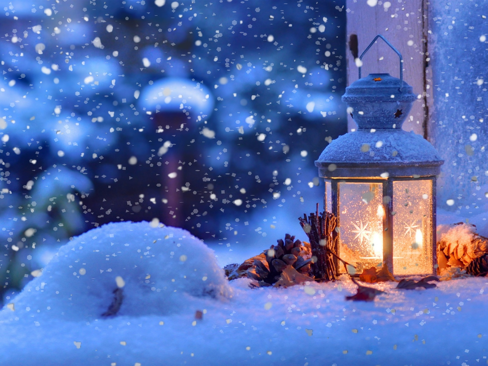 Weihnachtsbilder Download.Christmas Snow Winter Light Snowflakes 750x1334 Iphone 8 7 6 6s