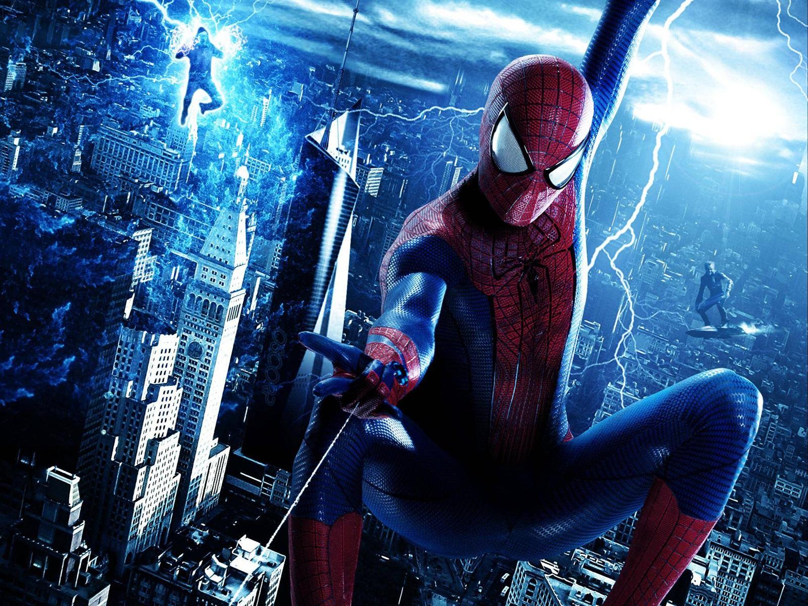 超凡蜘蛛侠2 HD 壁纸 | 1600x1200 壁纸下载 |