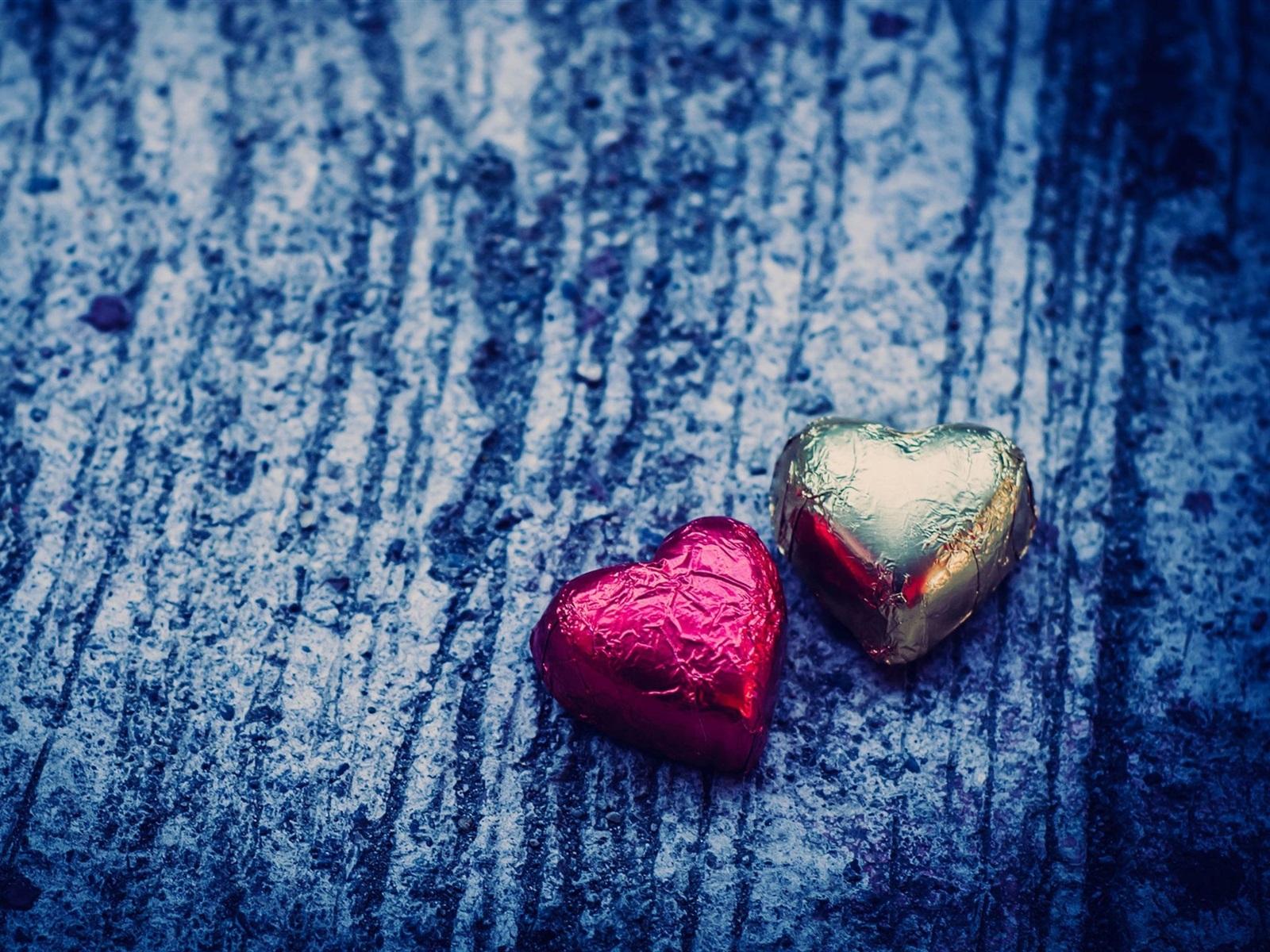 Fondos De Pantalla De Chocolates: Alimentos, Dulces Chocolates, Corazón Del Amor Fondos De