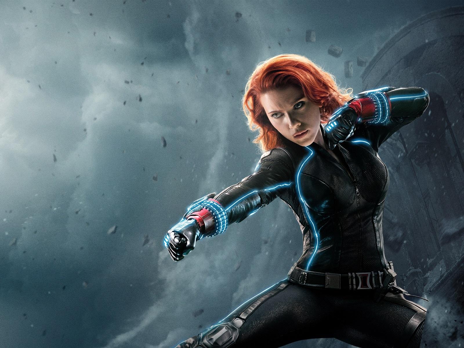 Fonds d 39 cran avengers 2 veuve noire natasha scarlett - Avengers 2 telecharger ...