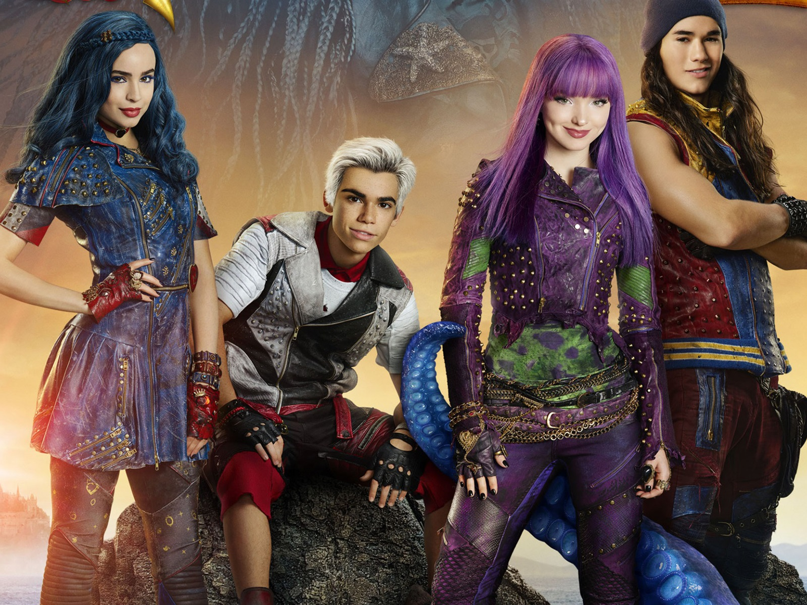 disney's descendants 2 movie - 1200×630