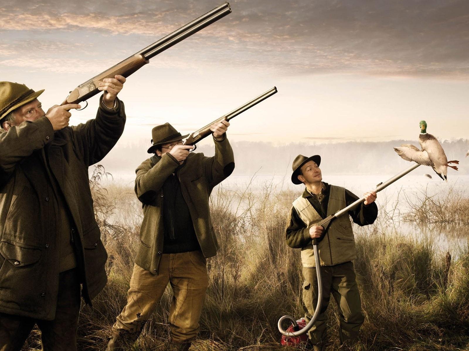 Охотники приколы картинки
