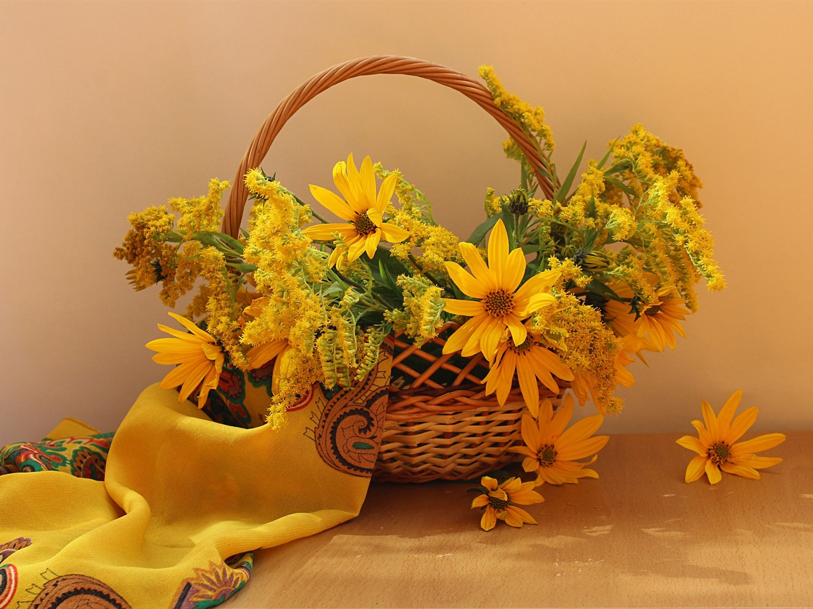 Пасху стиле, картинки осень цветы золотая