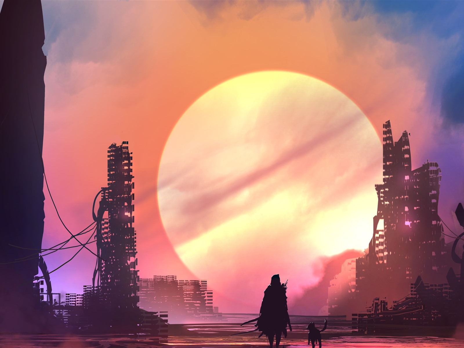 Солнце будущее картинки