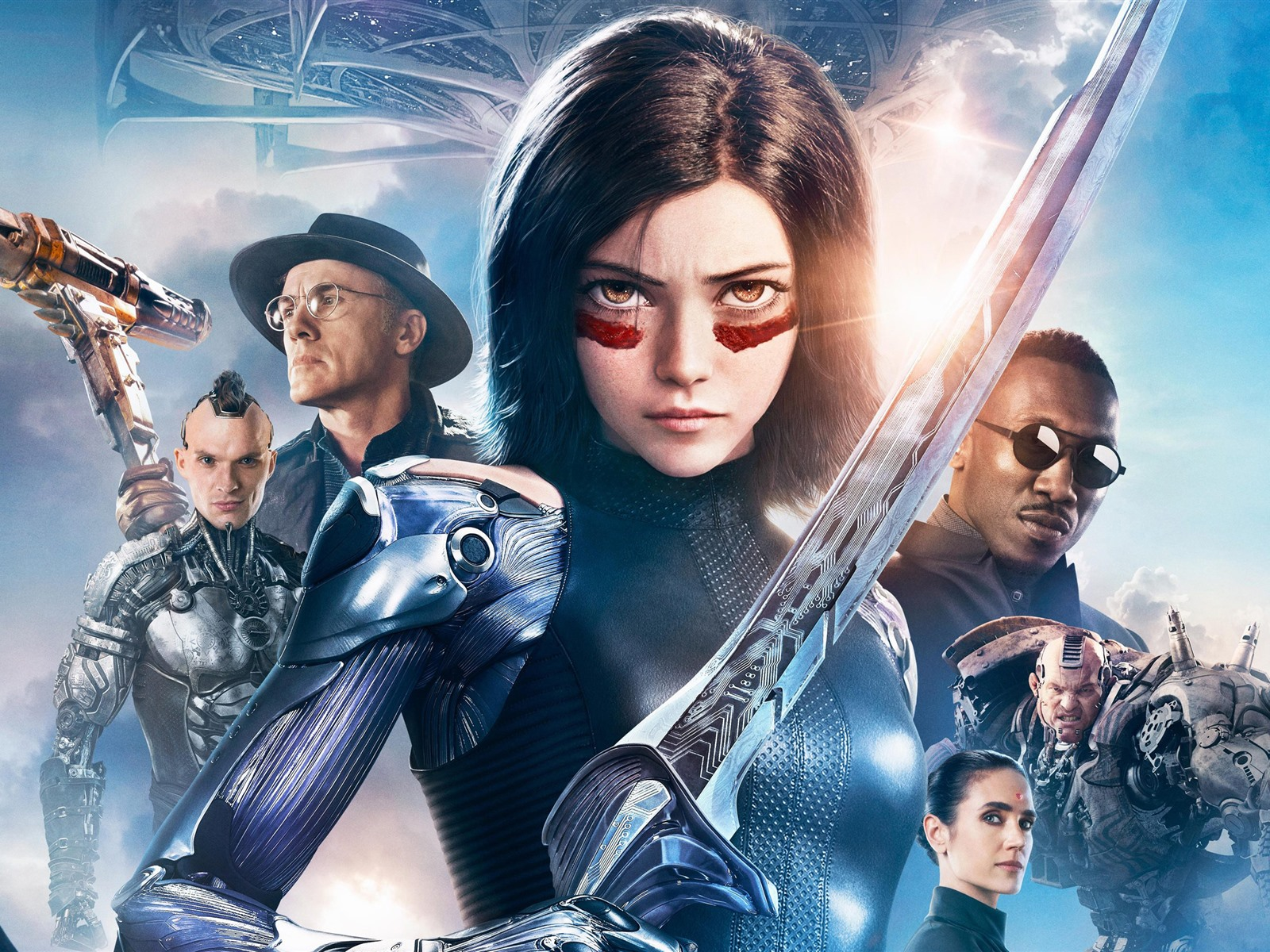 Image Result For Full Movies Alita Battle Angel