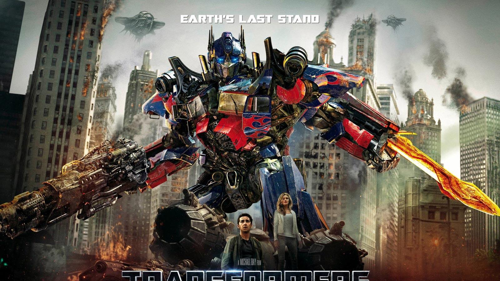 2011 Transformers 3 Wallpaper 1600x900 Resolution