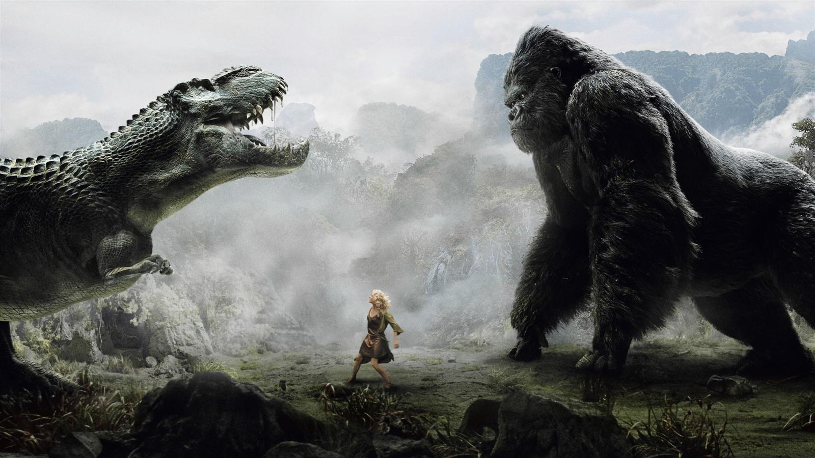 Wallpaper King Kong HD 2560x1600 HD