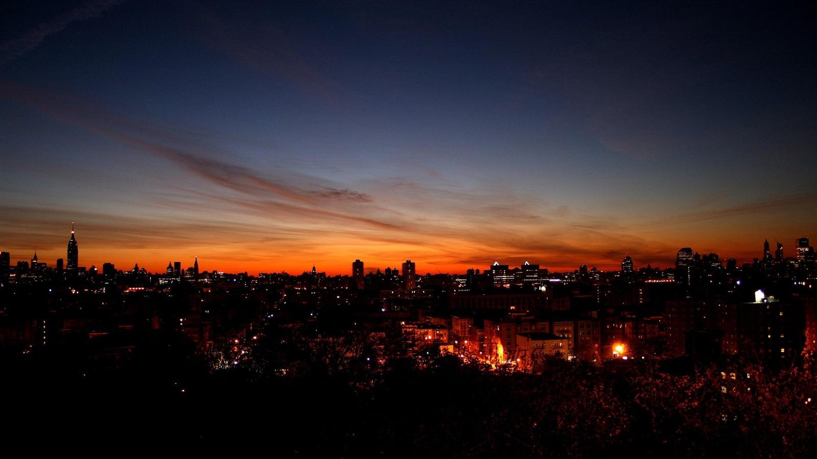 city night sky background - photo #3