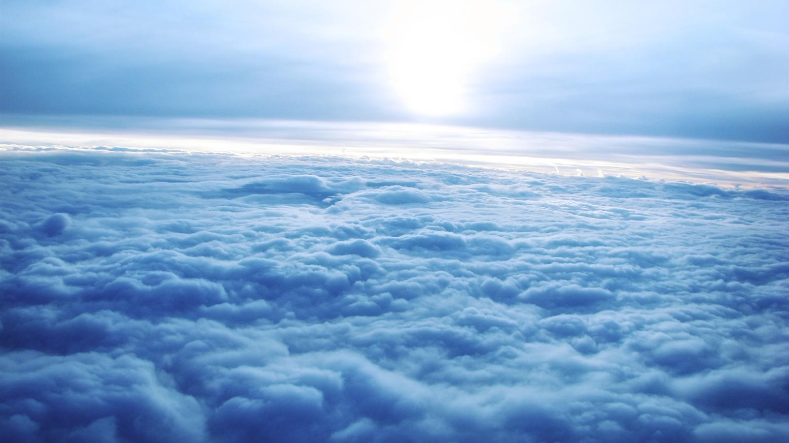 sky wallpaper 1600 x 900 - photo #14