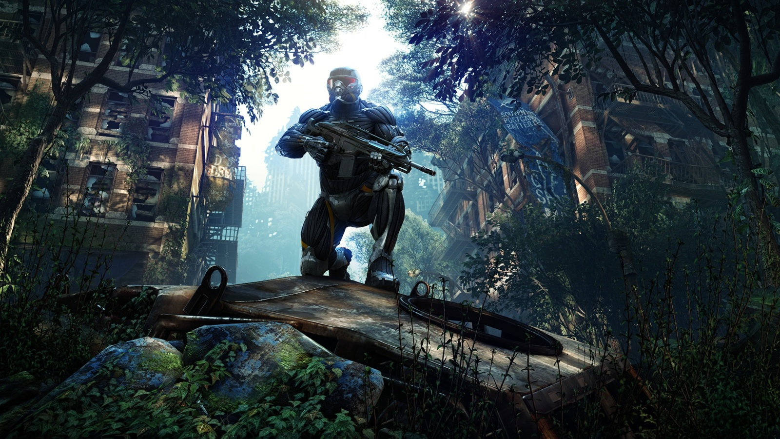 Wallpaper Crysis 3 Hd 1920x1080 Full Hd 2k Picture Image