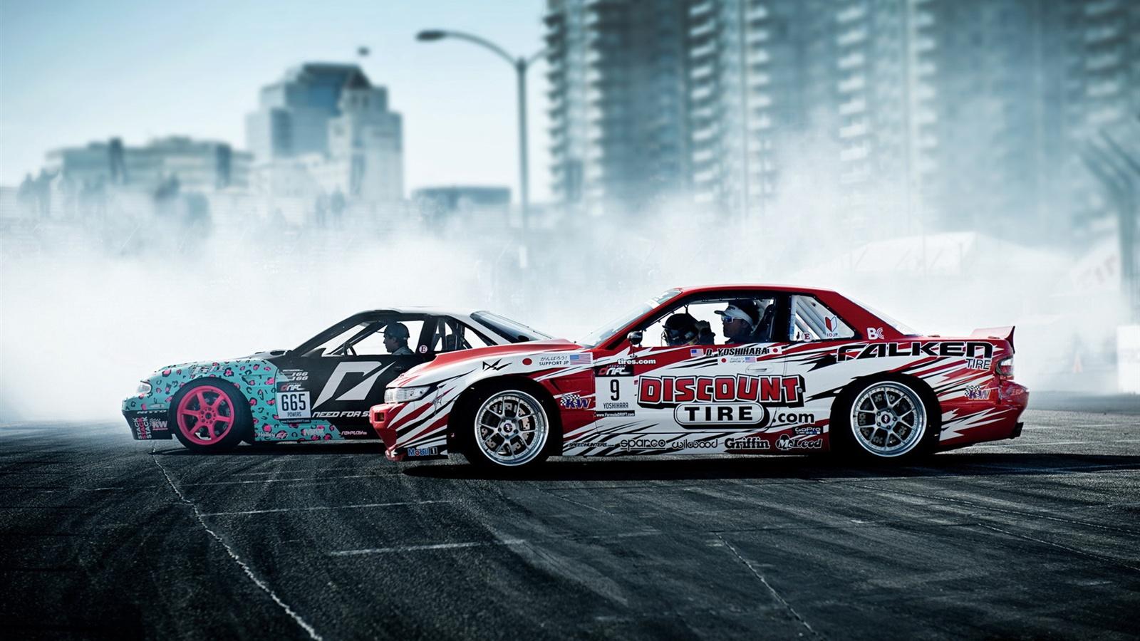 壁紙 ドリフト車のスポーツを吸う 19x10 Hd 無料のデスクトップの背景 画像
