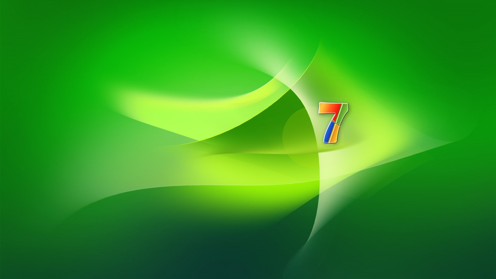 Wallpaper windows 7 green space 1920x1200 hd picture image - Windows 7 space wallpaper ...