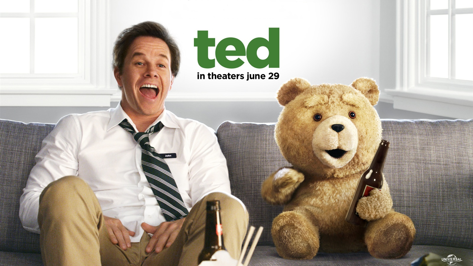 The Best 100 Hd And Qhd Wallpapers From 2015 Works For: Ted Película 2012 Fondos De Pantalla
