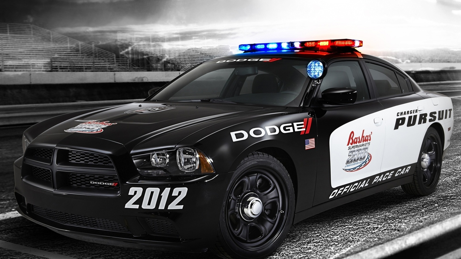 Wallpaper Dodge Police Car 1920x1200 Hd Picture Image