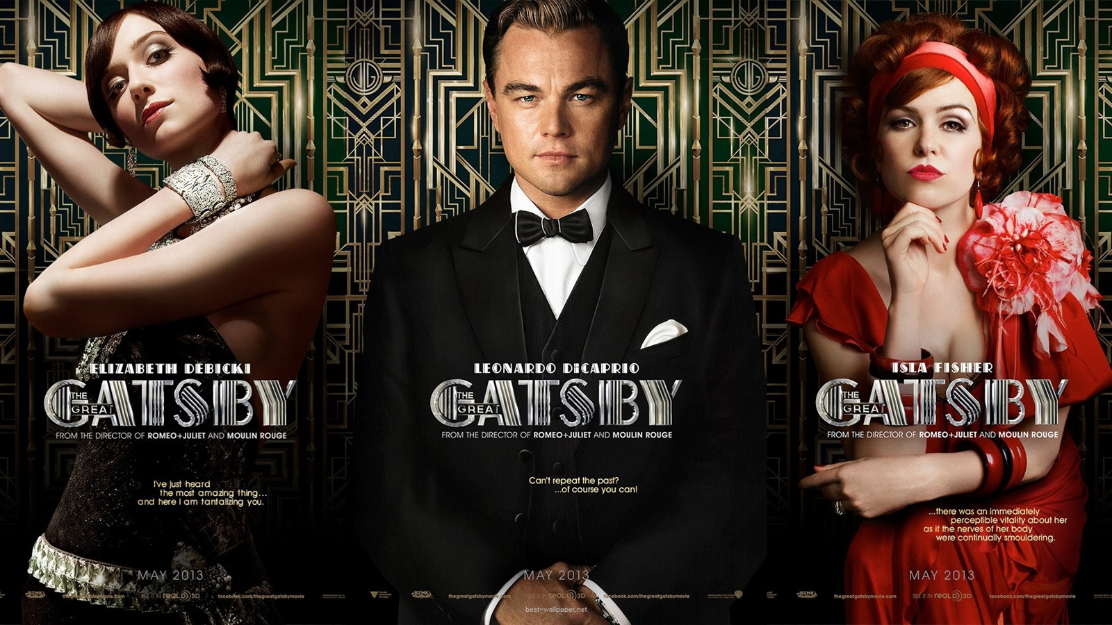 Wallpaper The Great Gatsby HD 1920x1080 Full Picture Image