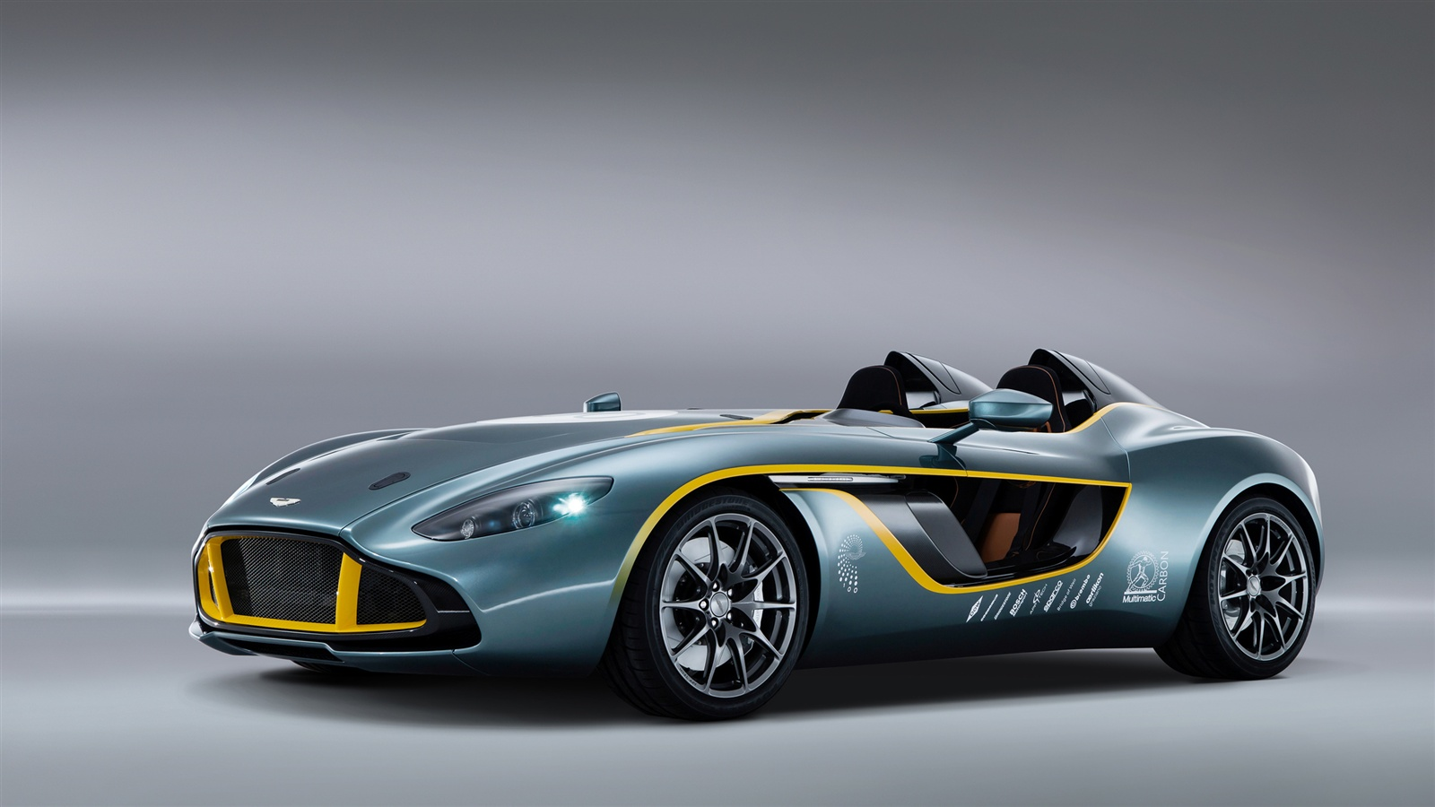 The Best 100 Hd And Qhd Wallpapers From 2015 Works For: 2013 Aston Martin CC100 Speedster Konzept Supersportwagen