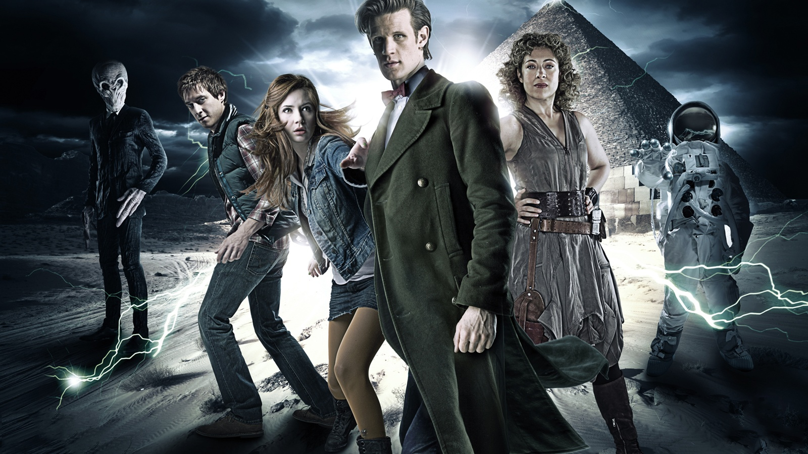 Fonds d 39 cran t l charger 1600x900 s rie tv doctor who for Fond ecran serie