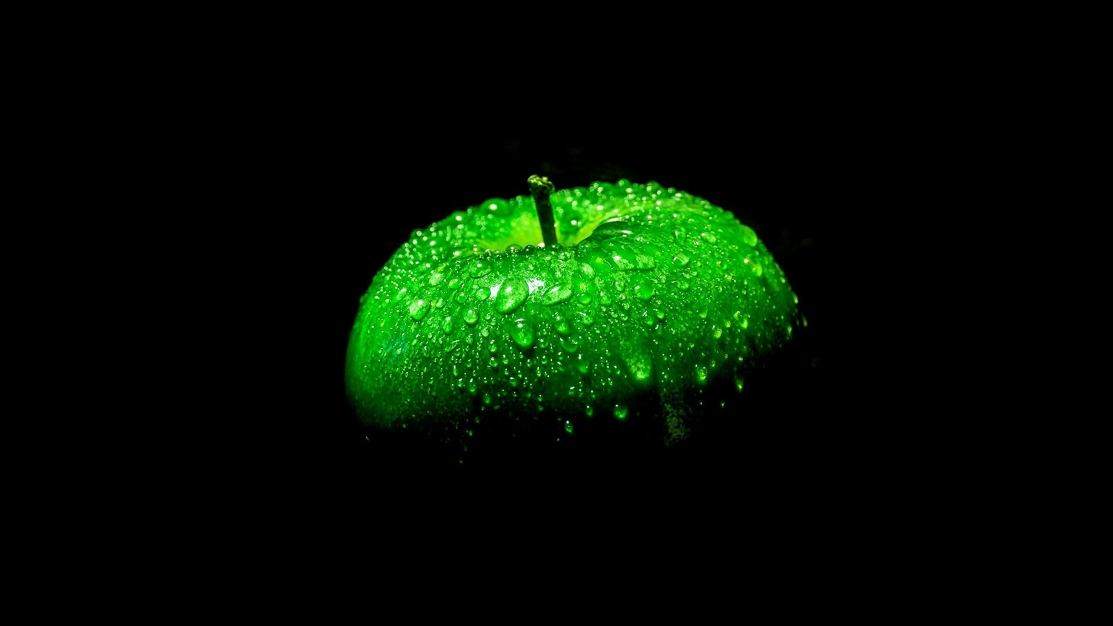 Green And Black Background 36
