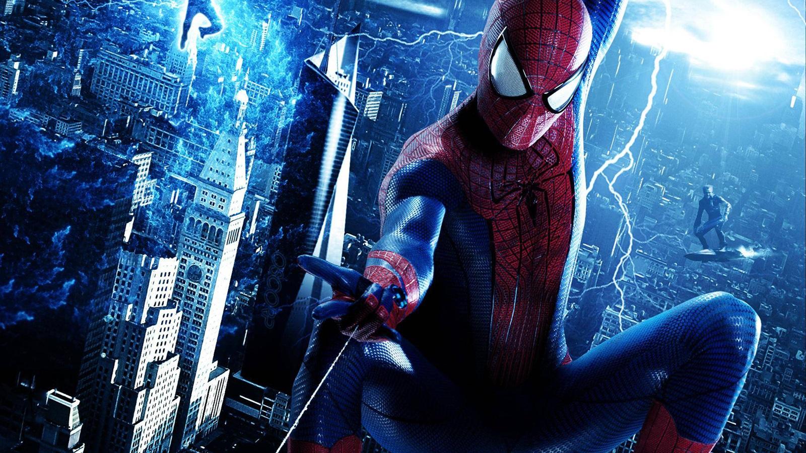 神奇的蜘蛛侠2高清 壁纸 | 1600x900 壁纸下载