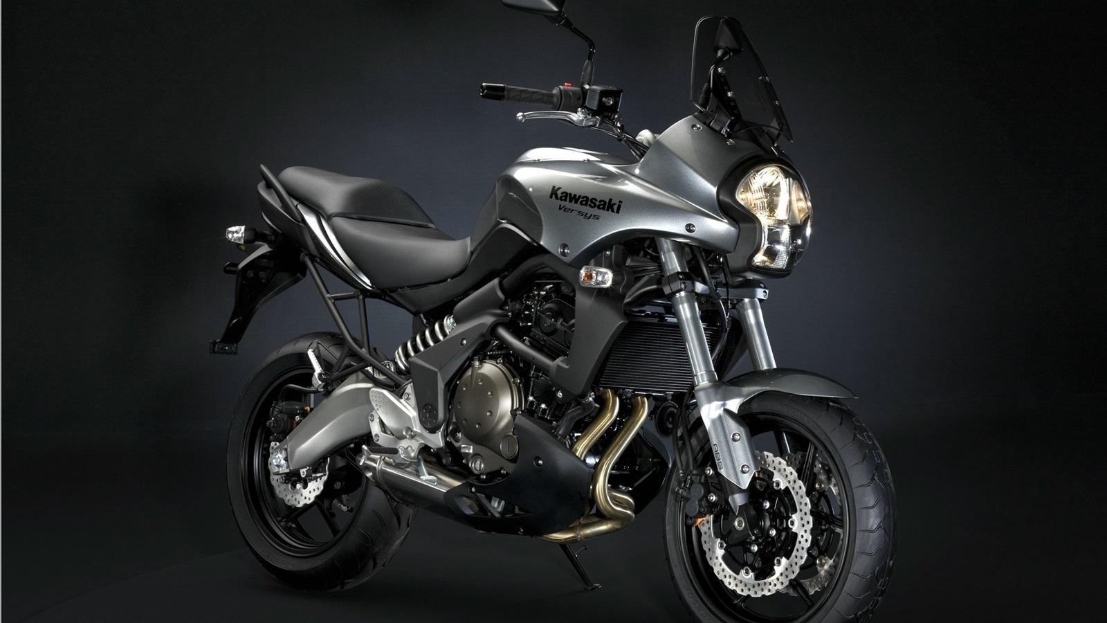 Motos Pisteras Ninja Hd 1280x1024: Kawasaki Moto Fonds D'écran
