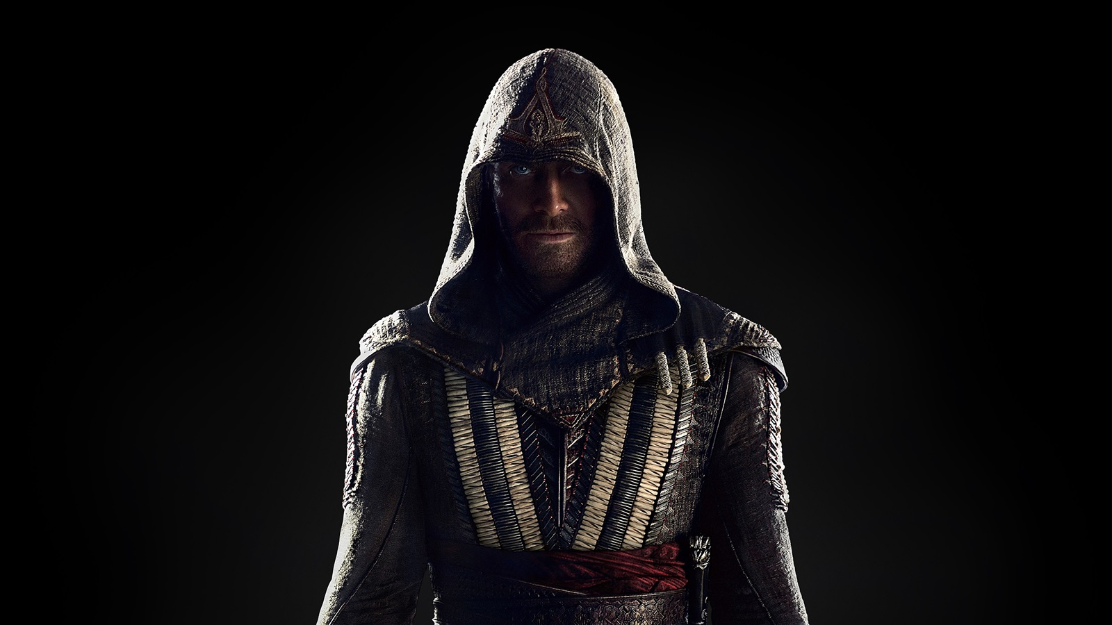 Michael Fassbender, Assassin's Creed 2016 movie wallpaper 1600x900