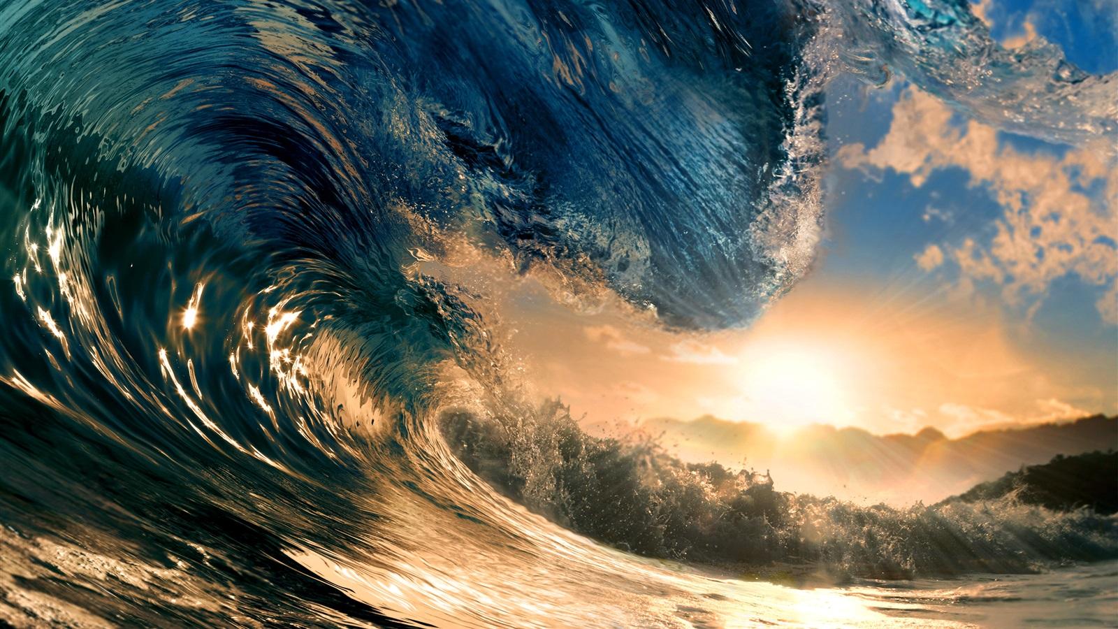 Море солнце лучи Sea the sun rays  № 1623274  скачать