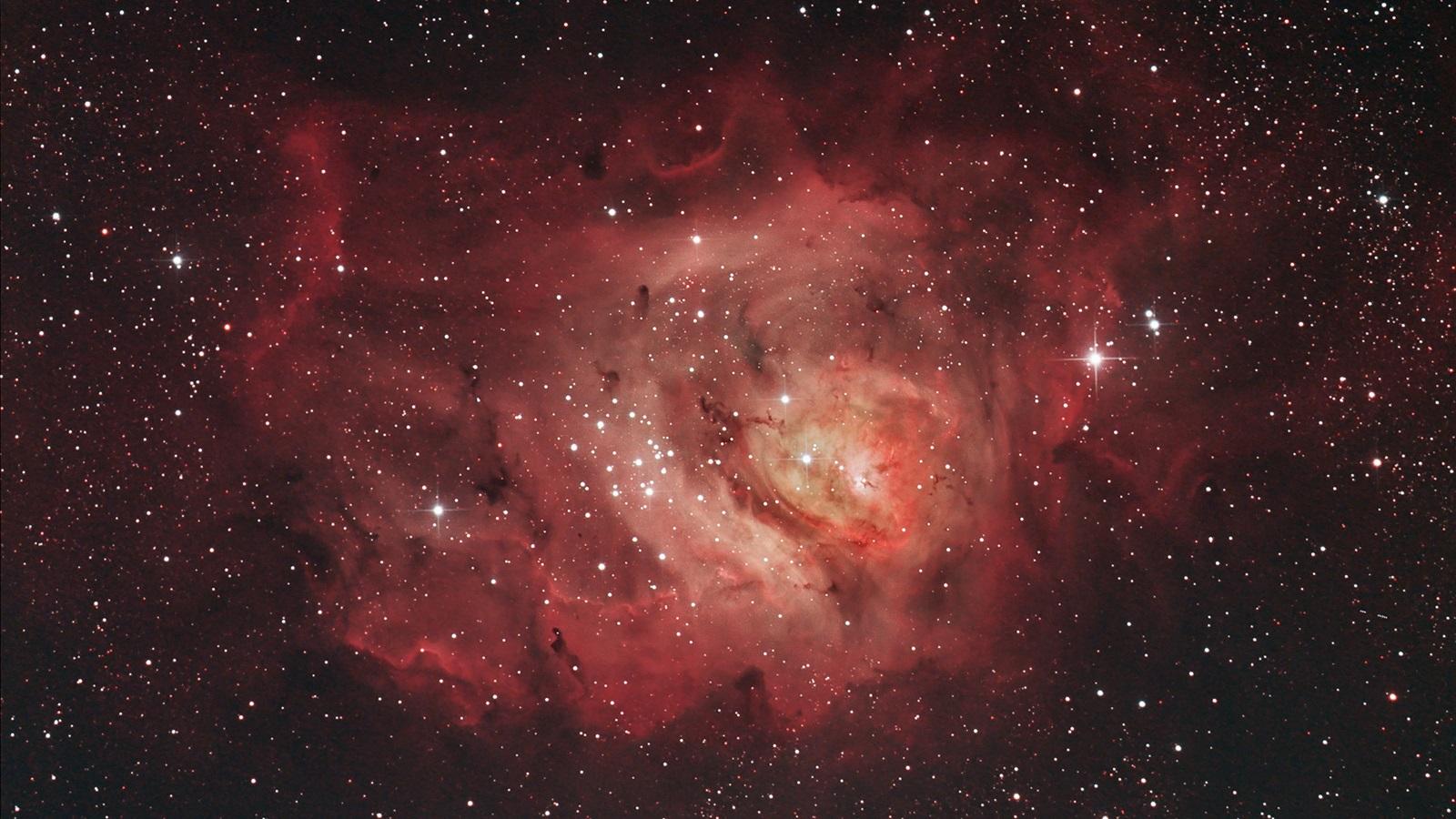 Download wallpaper 1600x900 interstellar cloud nebula - Space wallpaper 1600x900 ...