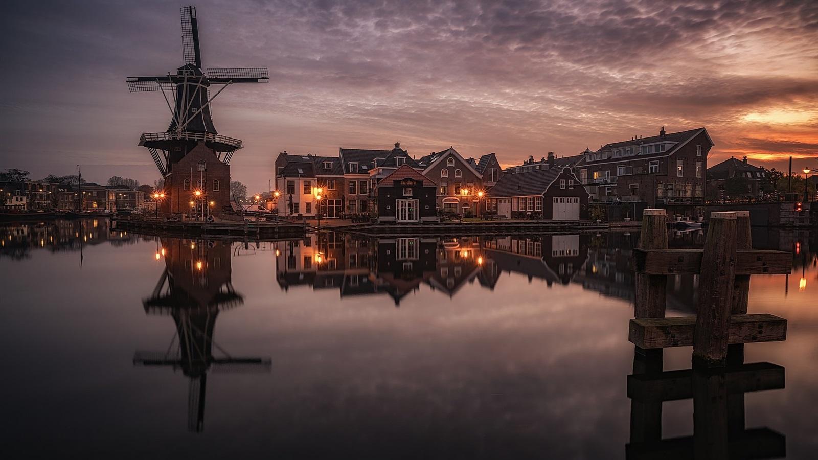 Обои нидерланды, Haarlem, Голландия. Города foto 18