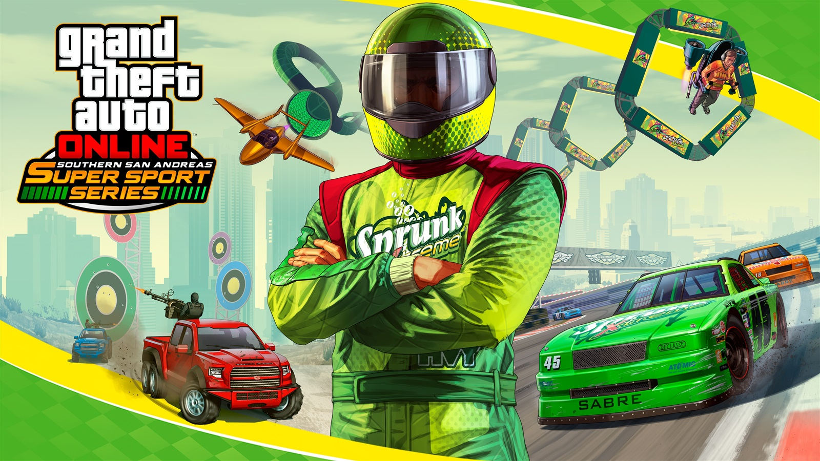 Wallpaper GTA Online Grand Theft Auto V 3840x2160 UHD 4K Picture Image