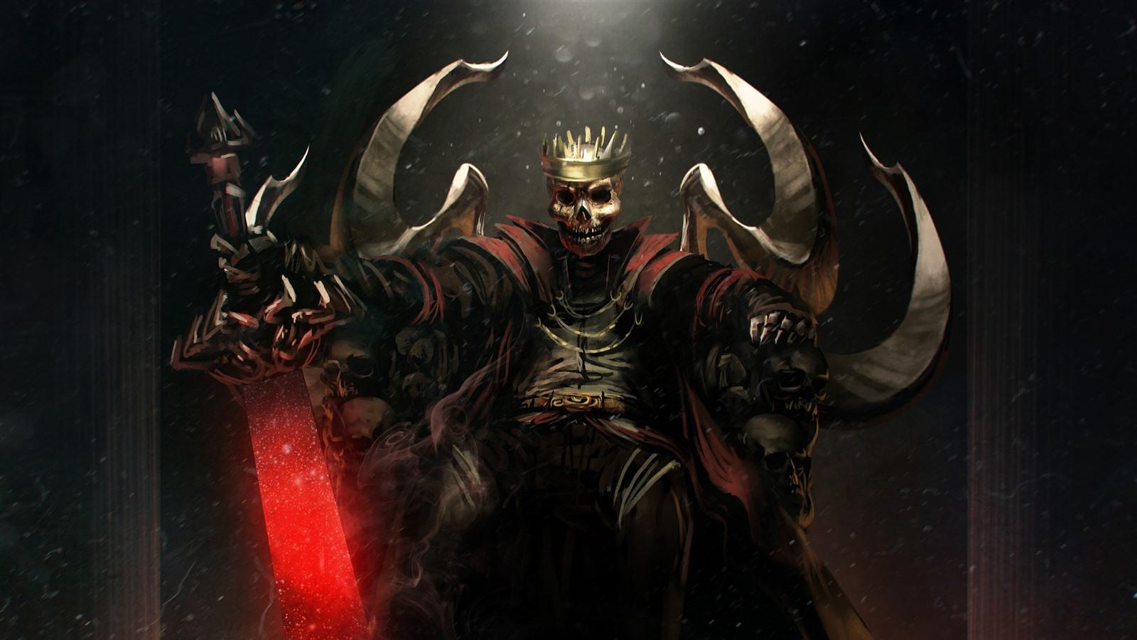 Картинки короля смерти
