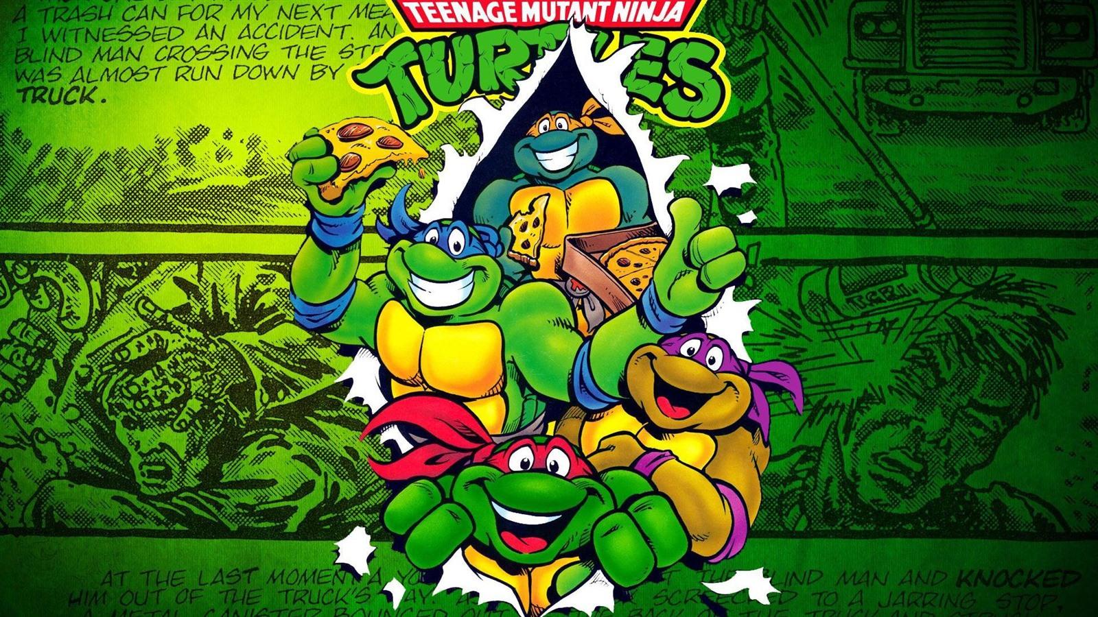 Tmnt 1920x1080 full hd 2k - Ninja turtles wallpaper ...
