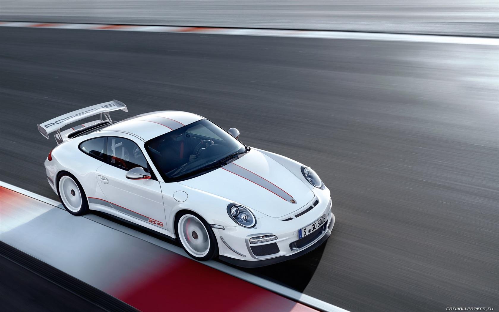 Porsche 911 GT3 RS 4.0 2011 Wallpaper | 1680x1050 wallpaper download