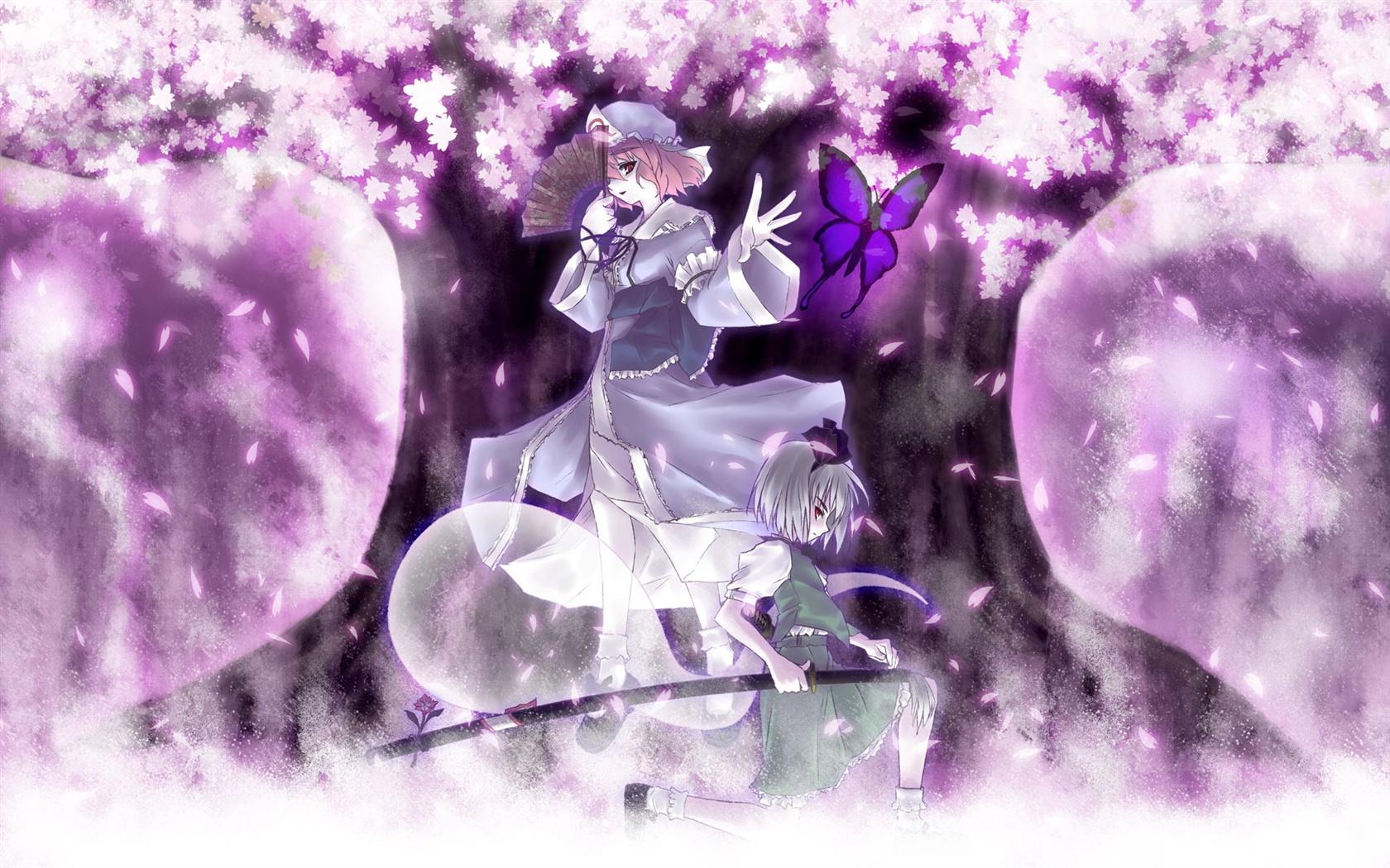 best anime girl wallpaper