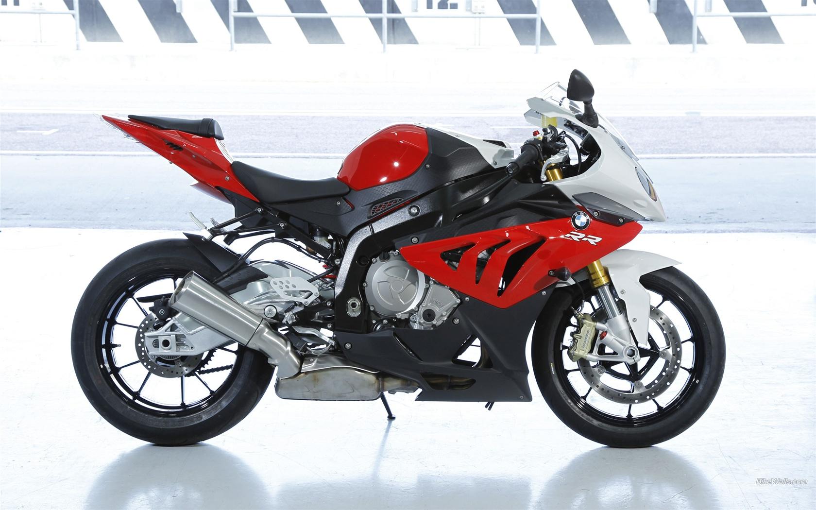 Bmw S 1000 Rr Motorcycle 2012 Wallpaper 1680x1050