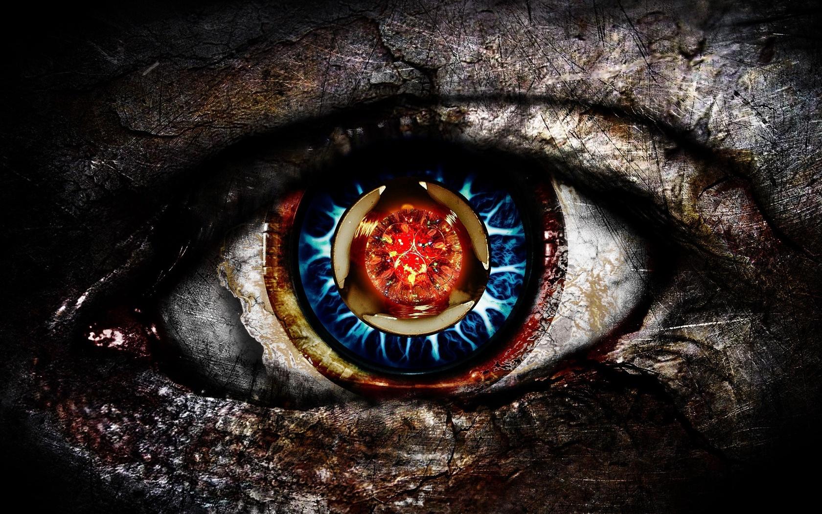 Das Schwarze Auge 2560x1600 Hd Hintergrundbilder Hd Bild