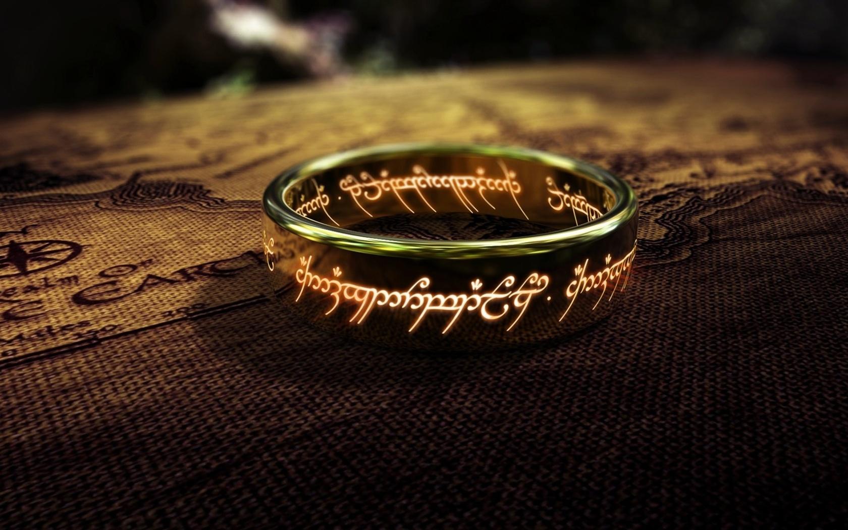 Herr Der Ringe Der Eine Ring
