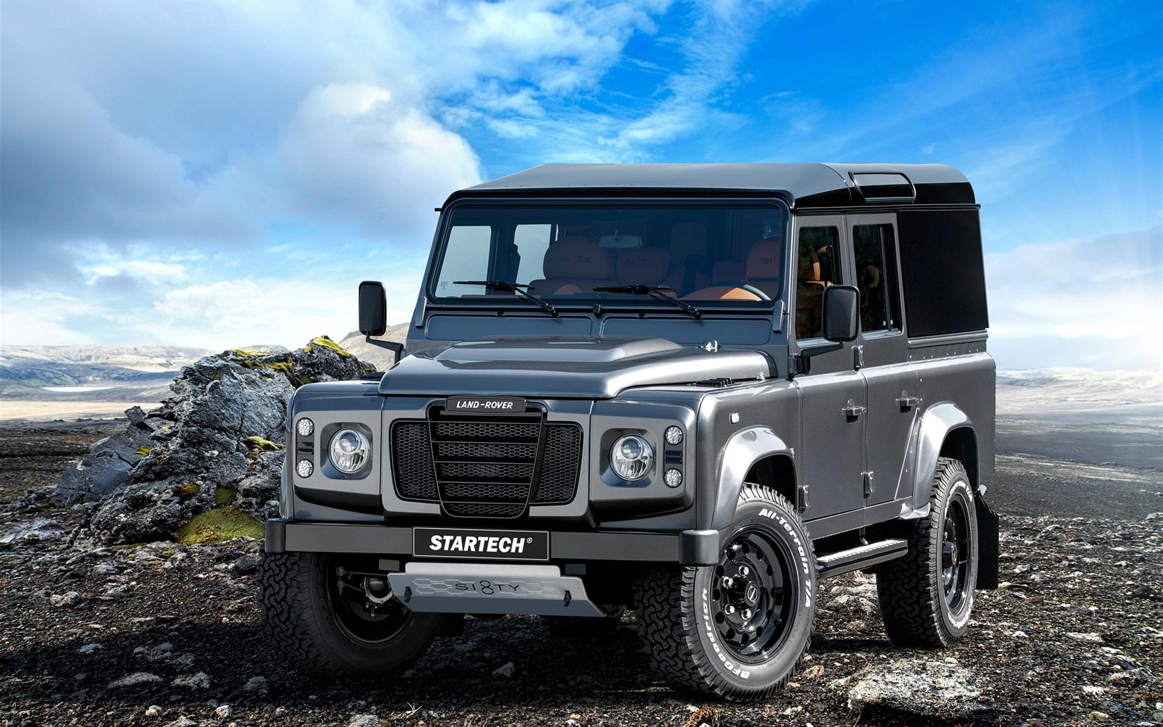 Range Rover Defender 110 Usato