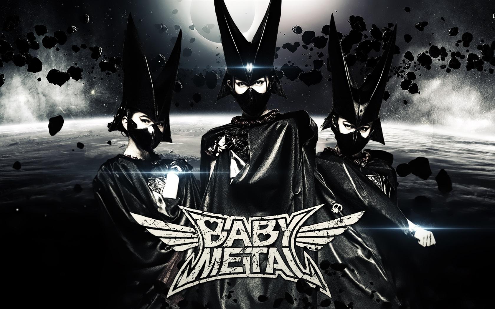壁紙 Babymetal 日本人の女の子グループ 03 19x1080 Full Hd 2k 無料のデスクトップの背景 画像