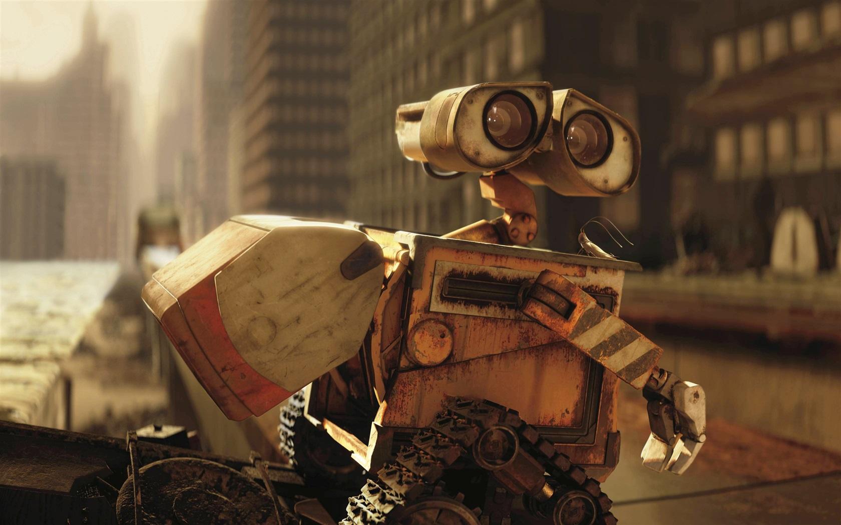 瓦力机器人,经典电影 壁纸 - 1680x1050