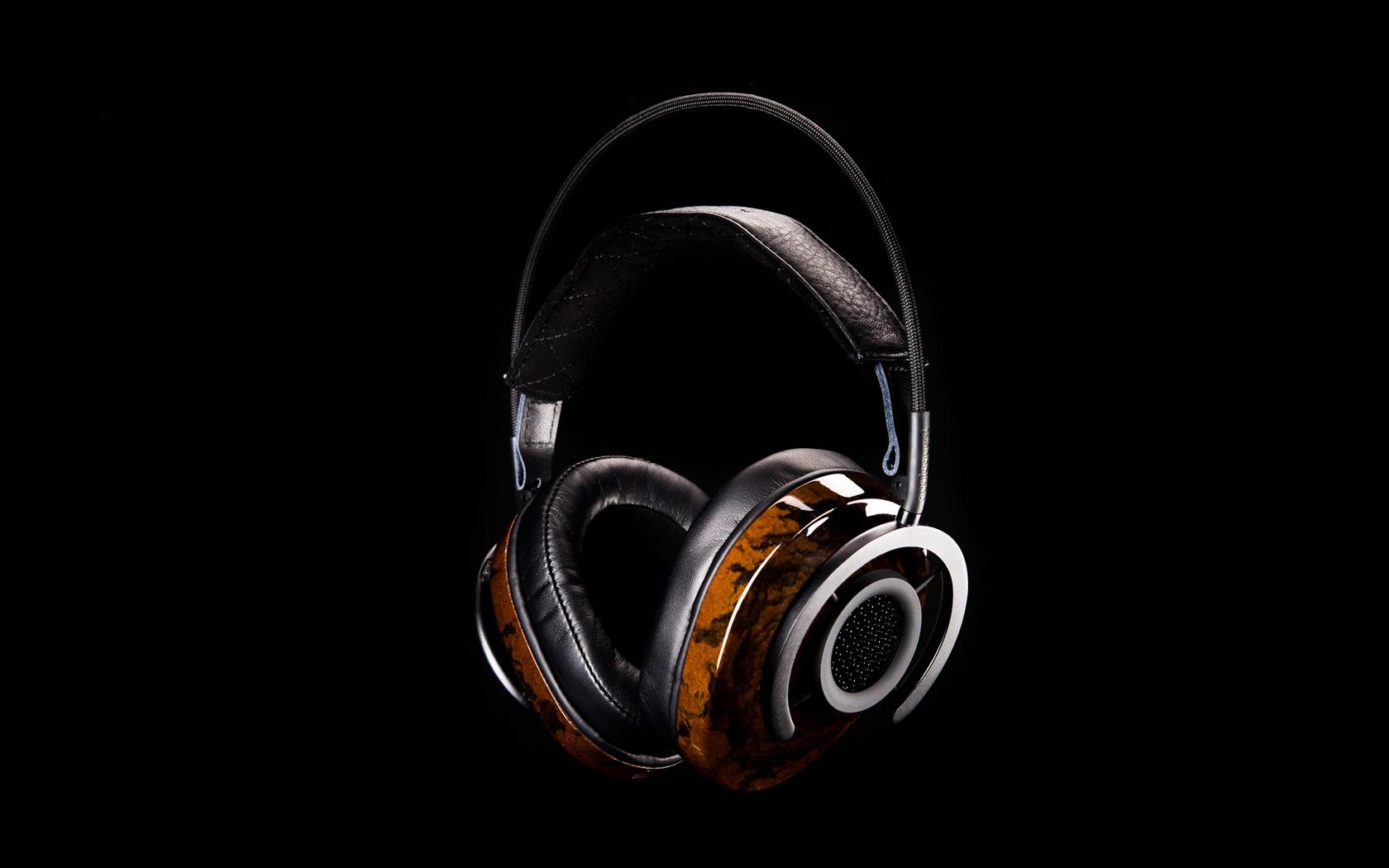 Fondos De Pantalla Iphone 7 Plus: Auriculares, Audio, Fondo Negro 1080x1920 IPhone 8/7/6/6S