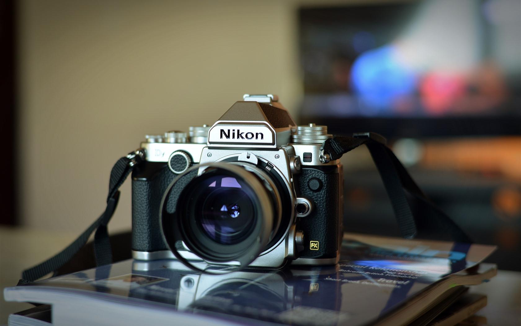 Fonds Décran Appareil Photo Numérique Nikon 5120x2880 Uhd