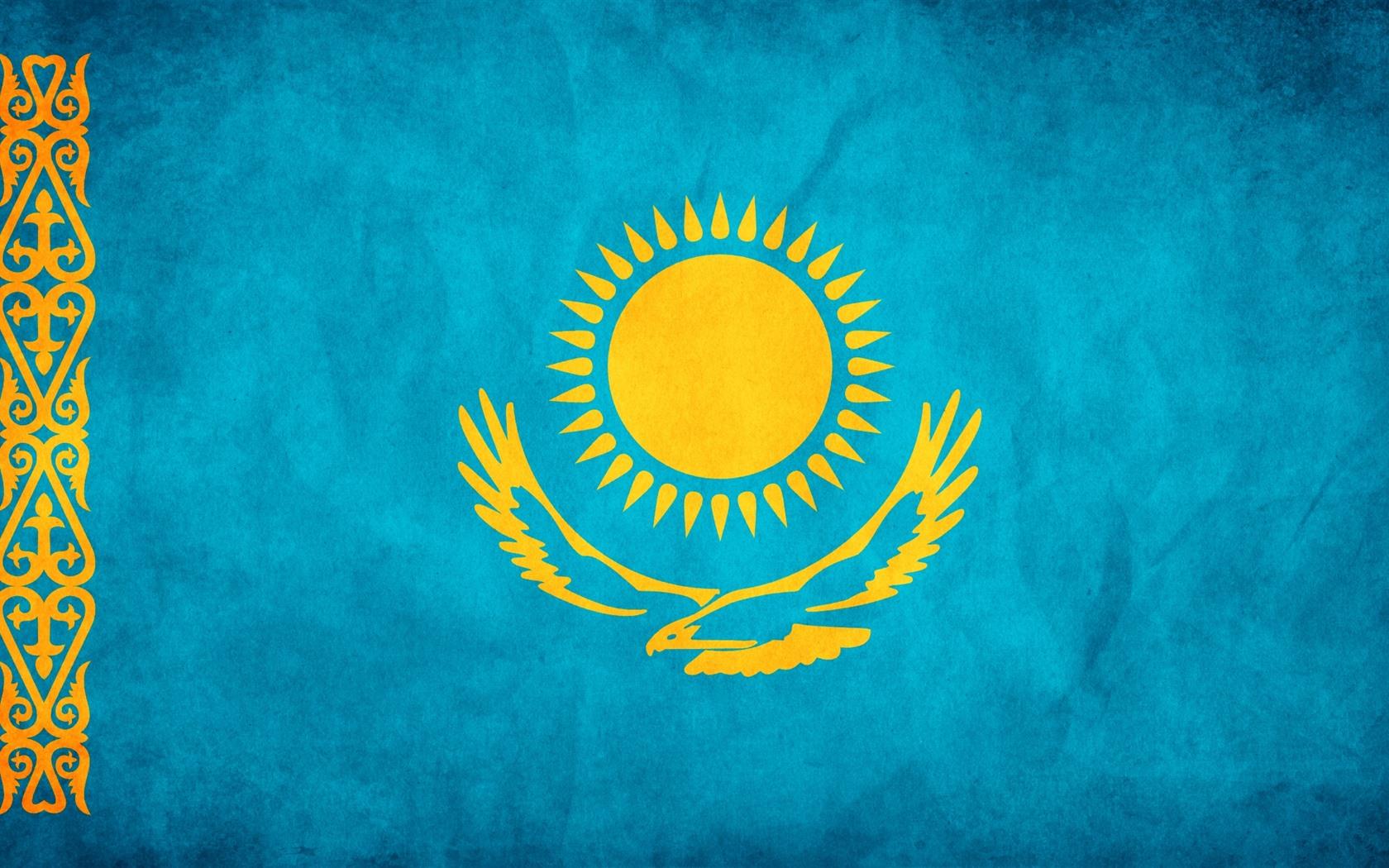 картинки флаг казахстана на обои сотового хотел австралию