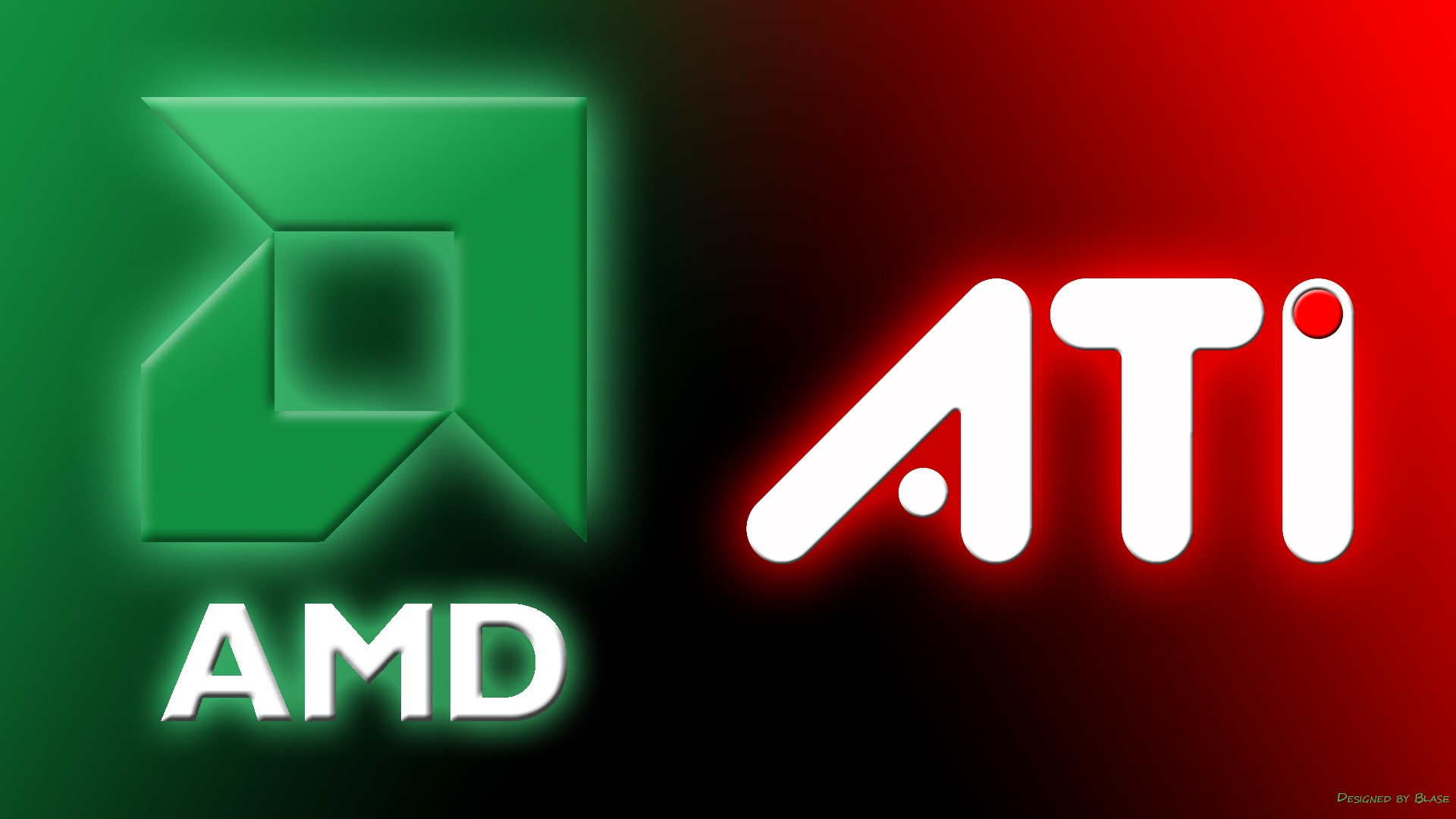 AMD and ATI 1920x1080 Full HD 2K