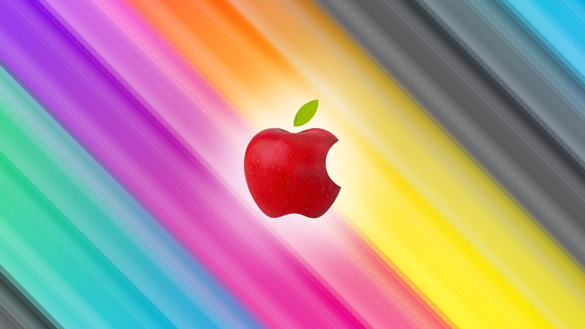 barres obliques apple fond - photo #2