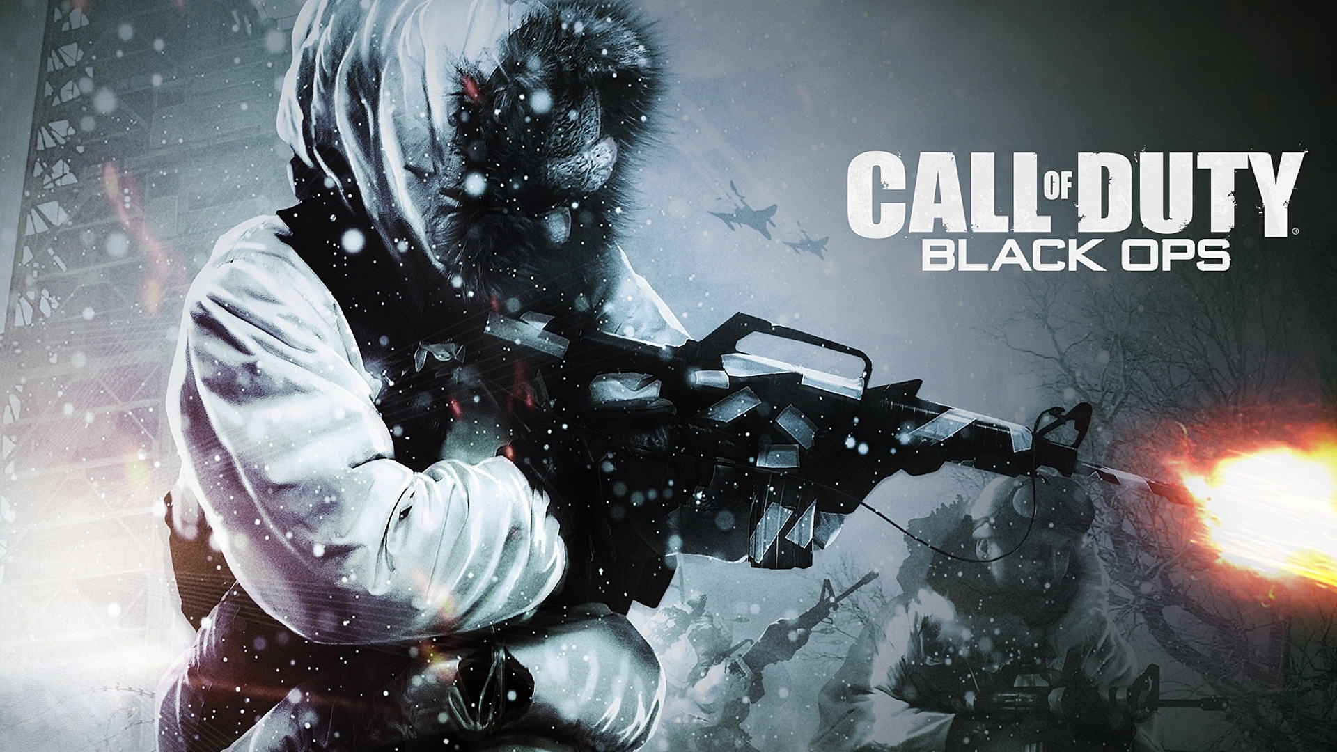 Wallpaper Call Of Duty Black Ops 1920x1200 HD Picture, Image
