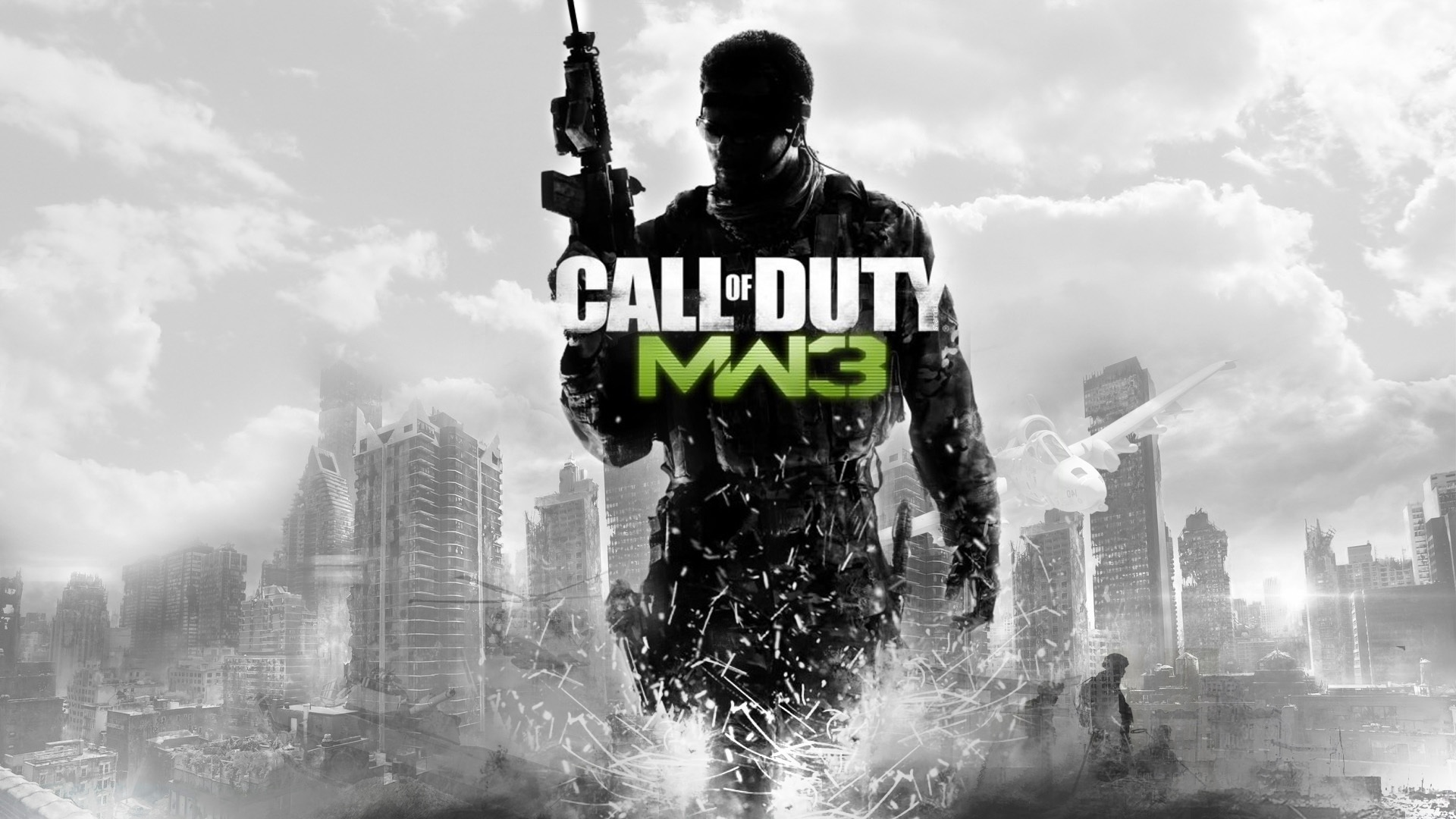 excited 2 Call of Duty MW3